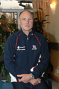 Budapest, HUNGARY, 11/11/2007.  Paul THOMPSON, FISA coach of the year [2006],  presentation at the 2007 FISA Coaches Conference. [Mandatory Credit Peter Spurrier/Intersport Images]