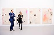 Prins Constantijn der Nederlanden opent donderdagavond 26 november 2015 Amsterdam Art Weekend en Rij