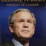 The official book of the Presidential Inaugural Committee (2005) for the Inauguration of President George W. Bush...Photo by Khue Bui