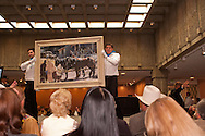 The Russell, C.M. Russell Museum Sale, Great Falls, Montana, 2011, Lincoln County by Oleg Stavrowsky, $25,000