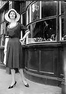 """""""Clodagh"""" Fashions, Mrs. D. O'Kennedy..12.02.1961"""