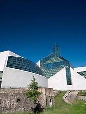 Luxembourg City - Modern Art Museum