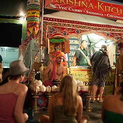 Krishna Kitchen provides wisdom, as well as sustenance.