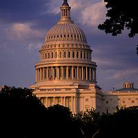 U.S. Capitol in Washington, DC. Undated.