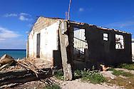 House in La Bajada, Pinar del Rio, Cuba.