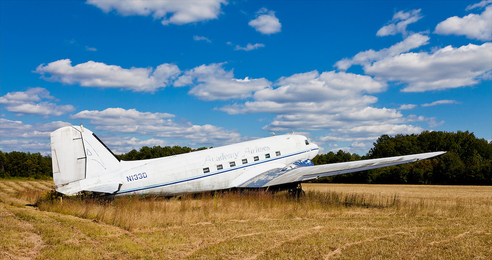 The oldest known DC-3 in existence is now undergoing restoration to it's original configuration as a sleeper transport.