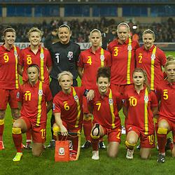 131026 England Woman v Wales Women
