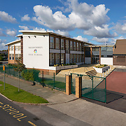 A school building on Merseyside