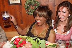 OCT 03 2014 Tina Turner at Oktoberfest