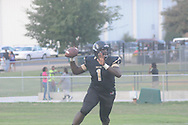 Northeast Community College quarterback Jeremy Liggins (1) vs. Northwest Community College in Senatobia, Miss. on Thursday, September 19, 2013.