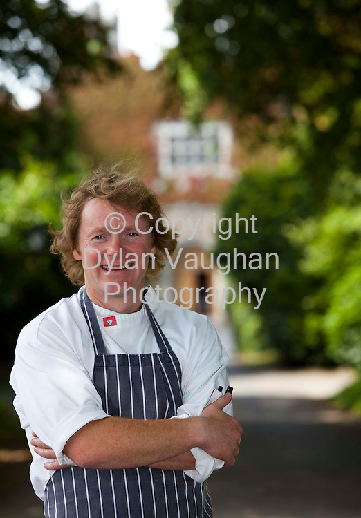 20/7/2009.Michael Quinn Chef at Waterford Castle..Picture Dylan Vaughan.