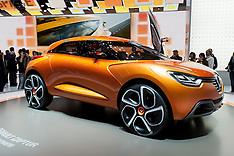 Images from Geneva Motor Show 2011