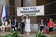 20160805 - 71mo anniversario della tragedia di Hiroshima.Per non dimenticare Hiroshima 1945-2016