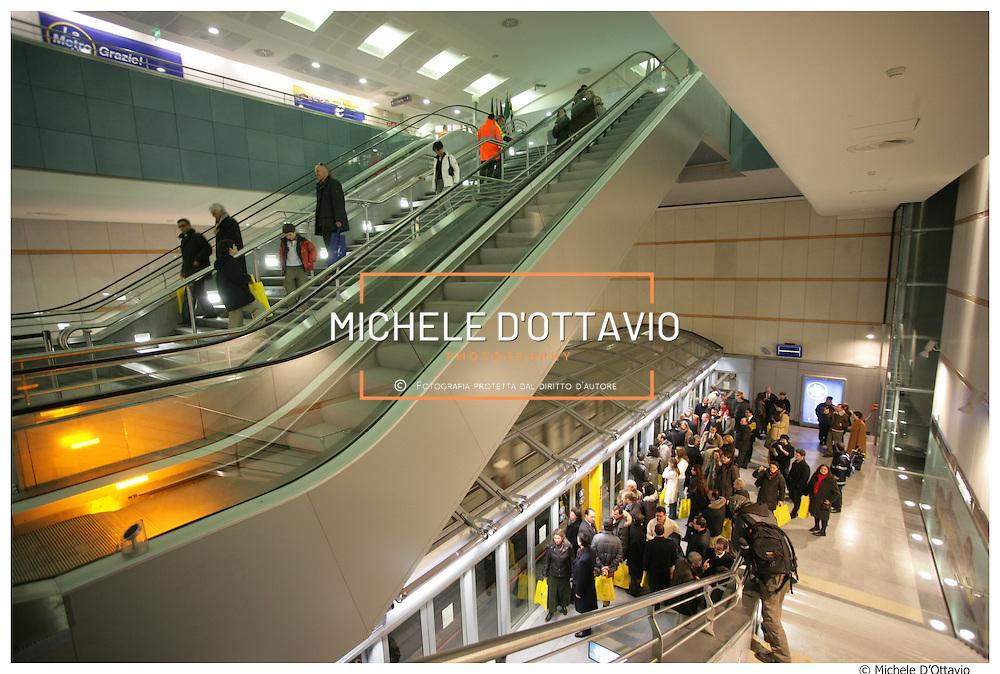linea 1 della metropolitana automatica di Torino