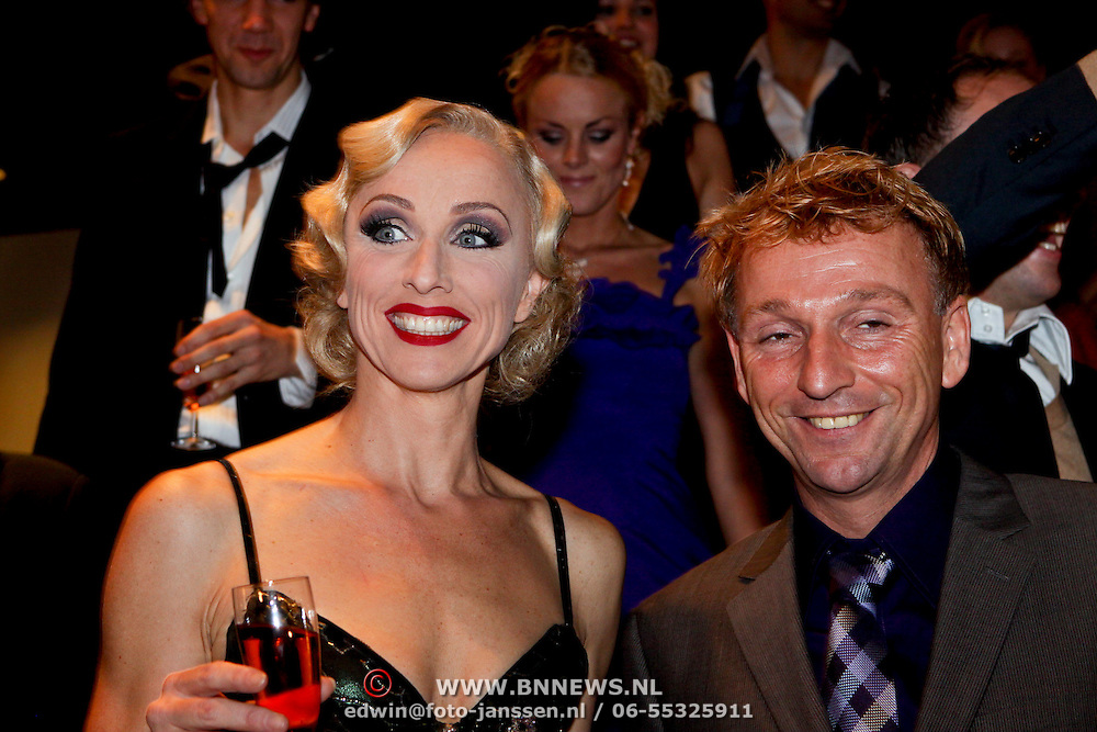 NLD/Eindhoven/20081012 - Premiere Cabaret, Ellen Evers en Dick Cohen