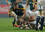 GEORGE, SOUTH AFRICA - JUNE 17:Malcolm Marx of South Africa  during the match between South Africa 'A' and England Saxons at Outeniqua Park on June 17 2016 in George, South Africa. (Photo by Roger Sedres/Gallo Images)