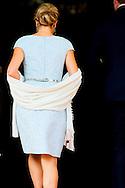26-05-2016 The Hague Arrival of Queen Maxima and king willem alexander at the ''Appeltjes van Oranje 2016'' at palace Nooreinde in The Hague.  COPYRIGHT ROBIN UTRECHT<br /> 26-05-2016 Den Haag aankomst van Koningin Maxima en koning Willem Alexander aan de '' Appeltjes van Oranje 2016 '' op het paleis Nooreinde in Den Haag. COPYRIGHT ROBIN UTRECHT