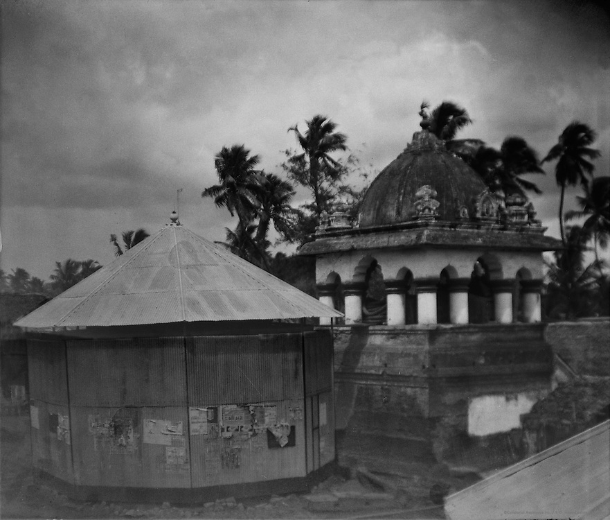 Juggernaut Garage, Tanjore, India, 1929