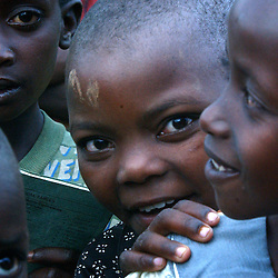 CYENBOGO II, RWANDA, OCTOBER 11,2003: Village of Cyenbogo II, Rwanda near the town of Kagatumba that borders Uganda October 11, 2003. (Photo by Ami Vitale)