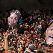Gonzaga beat Saint Mary's Jan. 14 at the Kennel. (GU photo by Edward Bell)