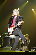 June 16, 2006; Manchester, TN.  2006 Bonnaroo Music Festival. Tom Petty and the Heartbreakers peforms at Bonnaroo 2006.  Photo by Bryan Rinnert