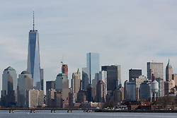 New York City Skyline, lower Manhattan