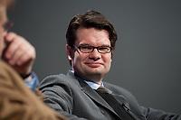 12 JAN 2010, KOELN/GERMANY:<br /> Michael Theurer, MdEP, Fraktion der Liberalen im EP, Diskussion &quot;Das Europaeische Parlament - gestaerkt durch den Lissabon-Vertrag?&quot;, dbb Jahrestagung &quot;Europa nach Lissabon - Fit fuer die Zukunft?&quot;, Messe Koeln<br /> IMAGE: 20100112-01-091