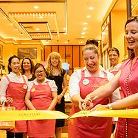 L'occitane Melbourne Store Opening 2015