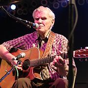 Jun 11, 2004; Manchester, TN, USA; Doc Watson performing at Bonnaroo 2004. Mandatory Credit: (©) Copyright 2004 by Bryan Rinnert
