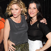 Julie Bowen, and Kaye Popofsky Kramer, Founder, Step Up Women's Network