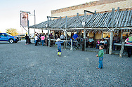 Celebrating after Ingomar Rodeo, Jersey Lilly Saloon and Eatery, Ingomar Montana, roping, National Register of Historic Places