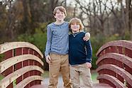 Portraits - the boys