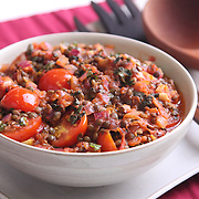 """America's Healthy Cooking Teacher Christina Pirello presents seven new recipes for her new PBS cooking show """"Christina's Cooking Class."""""""