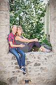Jennica & Fraser's Spring Rockwood Engagement Session