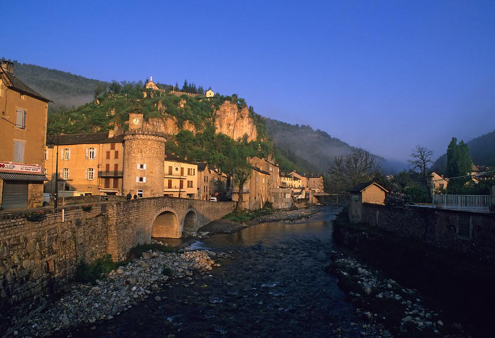 France, Languedoc Roussillon, Lozère, Cevennes, Meyrueis