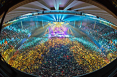 Phish at The Bill Graham Civic Auditorium - 8/2/13
