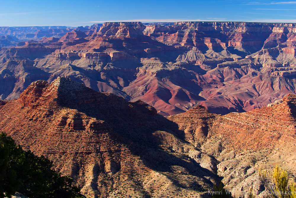 USA, Arizona, Grand Canyon. Grand Canyon View from South Rim.