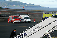 During a visit to Azores archipelago the candidate made a stop in Pico island. On the background it can be seen Faial island.