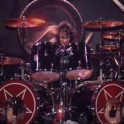 Tommy Lee of Motley Crue at the Beacon Theater in New York May 1984. Tommy Lee