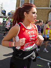 APR 21 2013 London Marathon 2013
