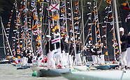 Royal Yacht Squadron - Fleet Review