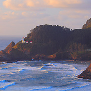 Haceta Head Lighthouse And Inn - Oregon Coast