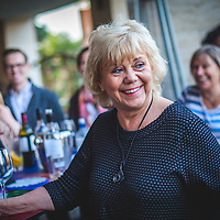 Gillian Green's retirement party. Gillian Green has led Live Music Now Wales with flair and dedication for nearly 25 years. She was the very first Welsh Director, having helped create the branch in 1990. London, Sep. 9, 2014 (Photos/Ivan Gonzalez)
