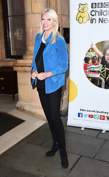 Sir Terry Wogan's Gala Lunch Fundraiser in support of BBC Children In Need which improves the lives of children across the UK at The Landmark Hotel, Marylebone Road London on Sunday 1 November 2015