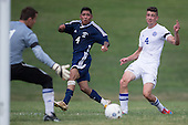 Sussex County Community College Men's Soccer vs. Middlesex County College - 06 September 2014
