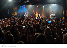 5 Seconds Of Summer at Oxford Arts Factory 13