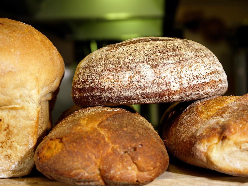 Bread at La Rochelle Canteen, London
