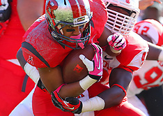 October 26, 2013: Houston Cougars at Rutgers Scarlet Knights