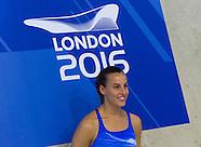 2016 London European Aquatics Champ - Diving