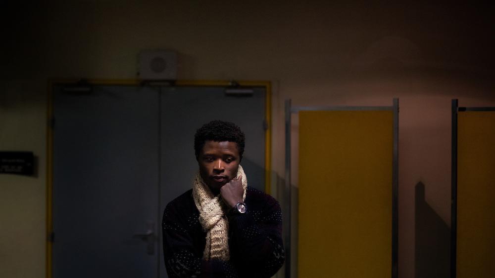 Yves Amuli, réalisateur Rwandais. FIFAM 2016